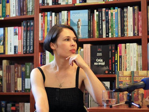 Софія Андрухович стала лауреатом премії Конрада