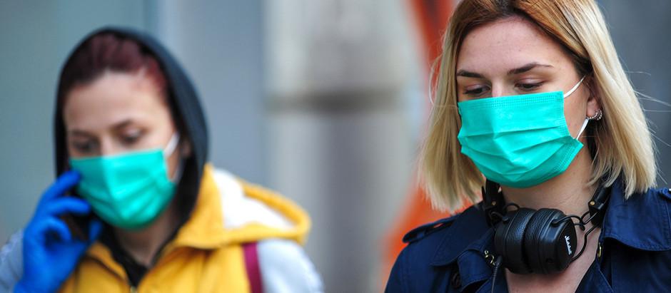 Правила захисту від коронавірусу: якщо вам виходити на роботу