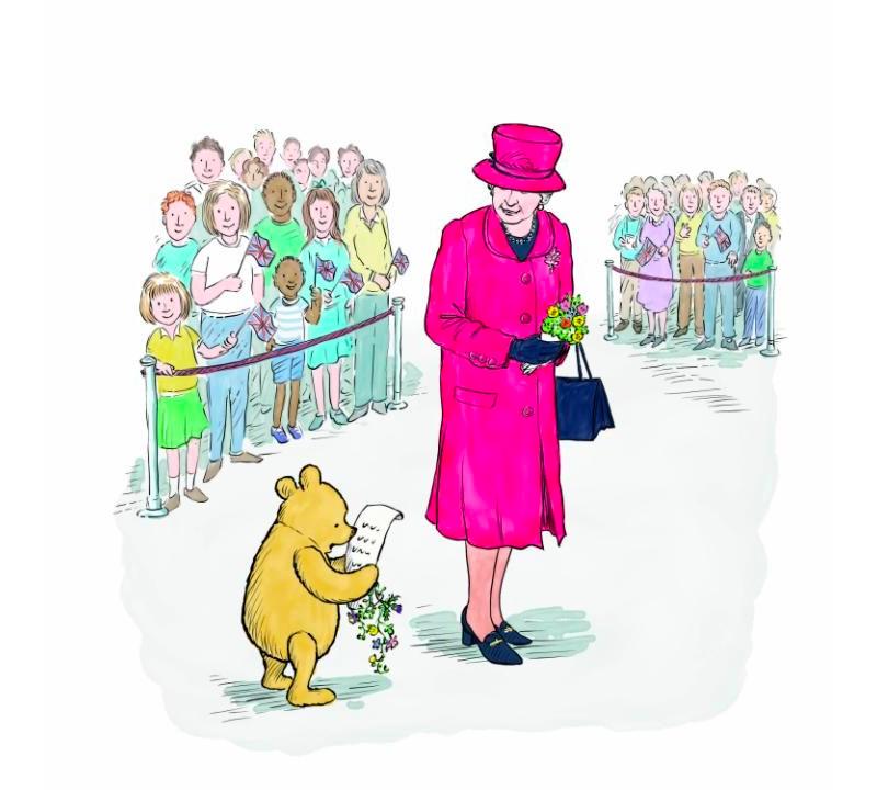 Нова книга про Вінні-Пуха вийшла в Британії
