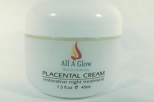 Placental Restorative Cream-1.5oz
