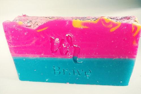 UR Brave-6oz body soap