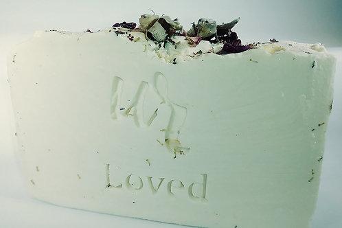 UR Loved-6oz  body soap