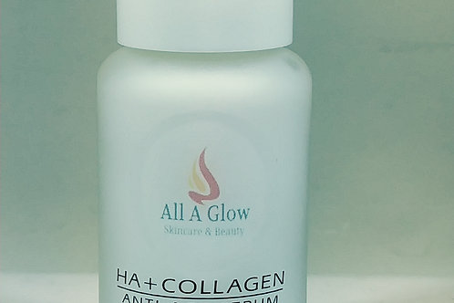 HA+Collagen Serum- Anti Age 1fl.oz