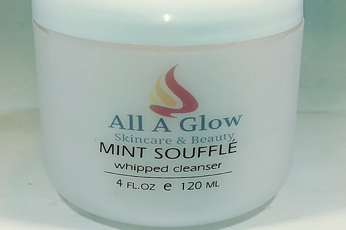 Mint Souffle Whipped Cleanser-4oz.