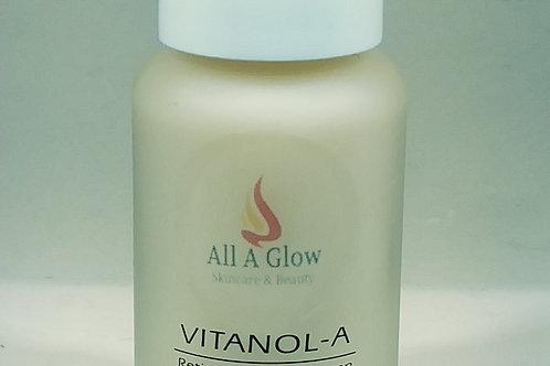 Vitanol-A Retinol & Beta Glucan Complex-1fl.oz