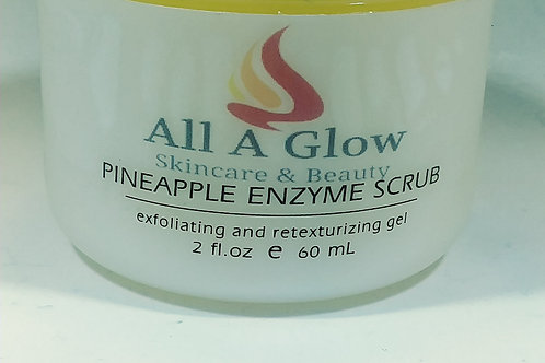 Pineapple Enzyme Scrub-2.0oz