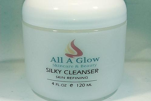 Silky Cleanser Skin Refining-4oz.