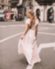 Минималистичные свадебные платья