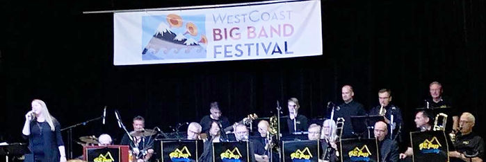 West Coast Big Band Festival 2019 - GE J