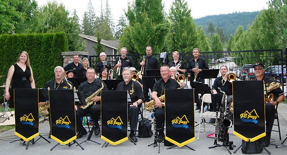 Golden Ears Jazz Band Trails Edge 2018-0
