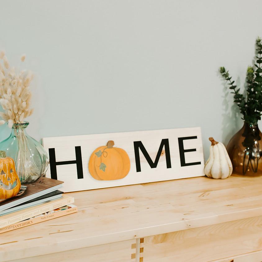 four seasons home sign