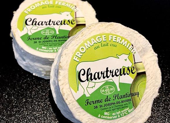 Fromage à la Chartreuse