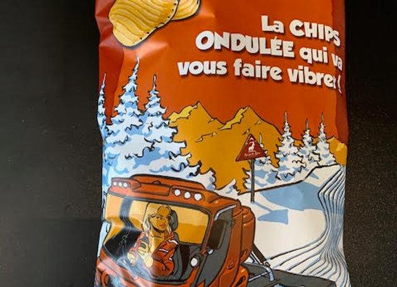 Chips - La Dameuse