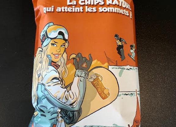 Chips - La Surfeuse