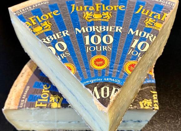 Morbier AOP 100 jours d'affinage