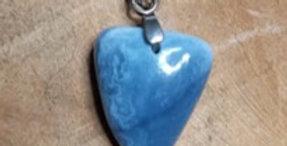 Pendentif opale Owyhée