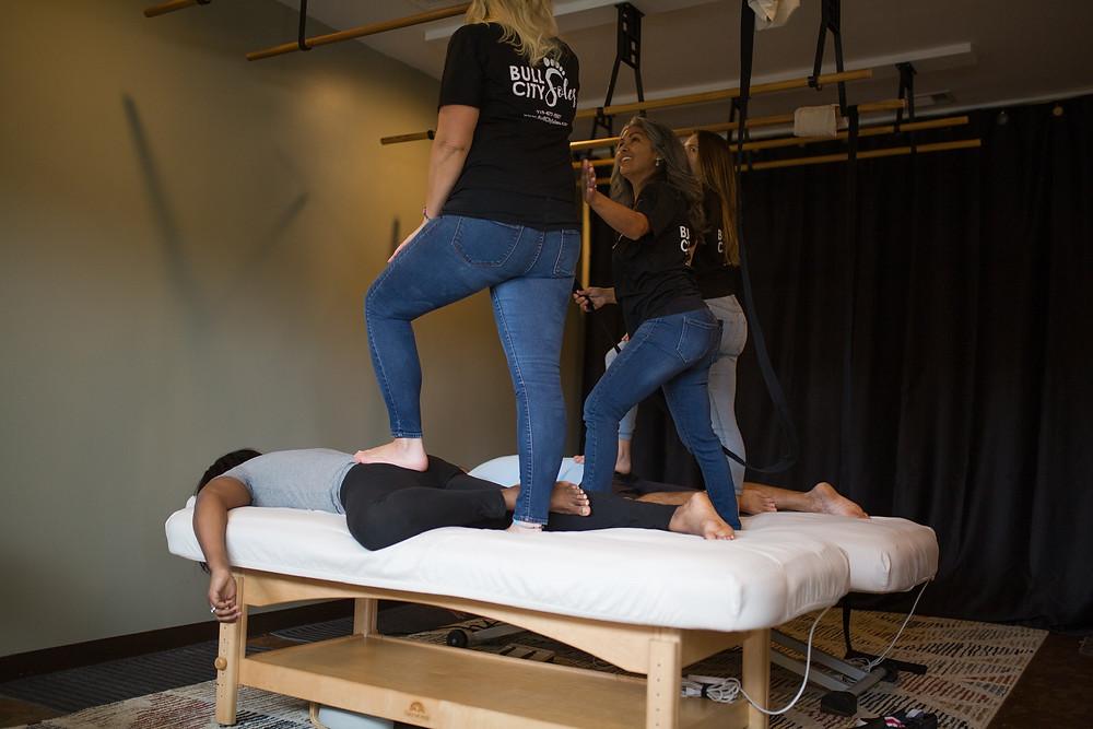 Durham Massage Therapists