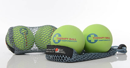 Alpha balls, massage essentials available at Bull City Soles, a top Massage therapist in Durham NC