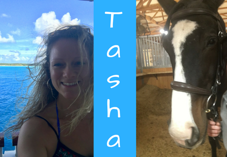 Getting To Know Tasha