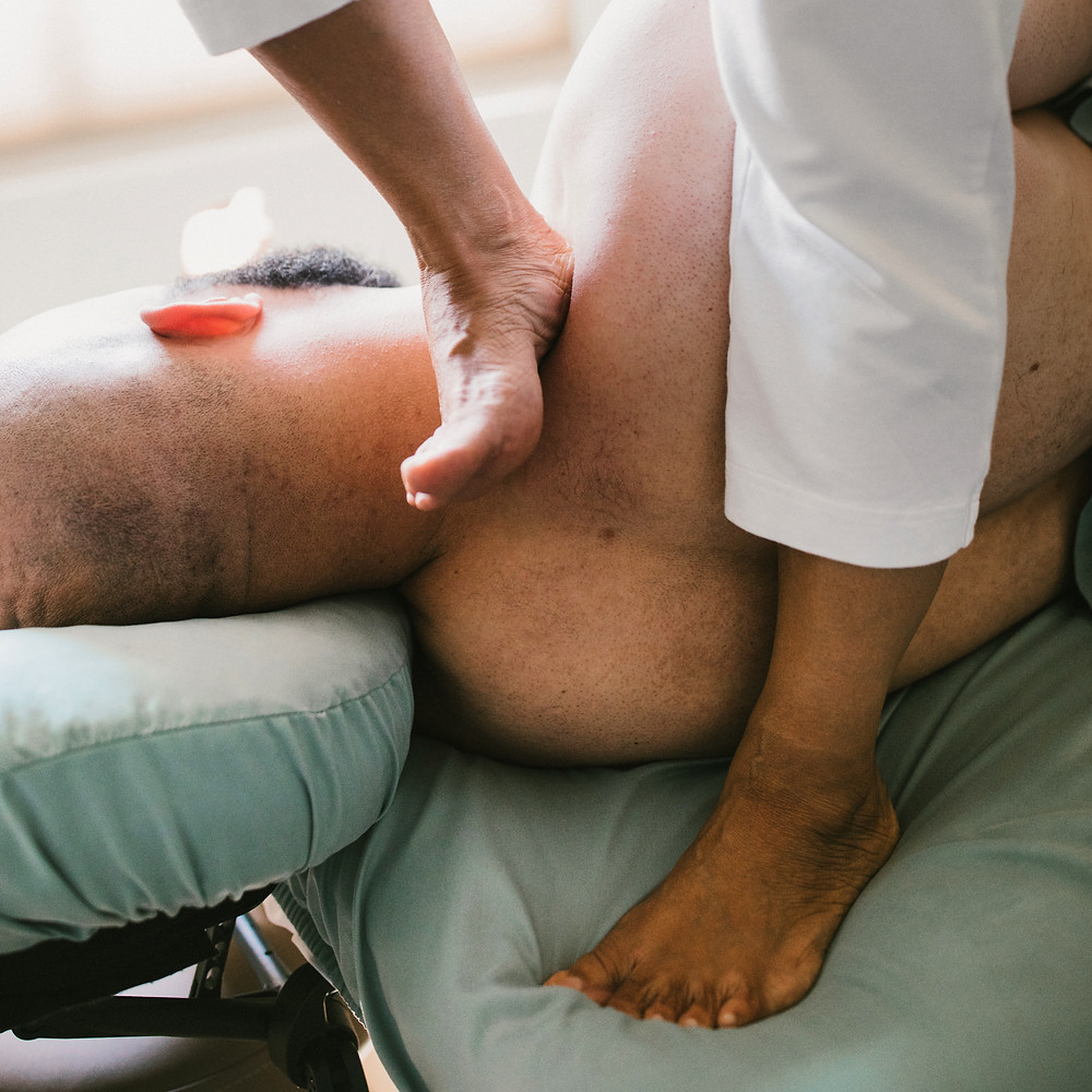 Ashiatsu  Massage Training: Where to Attend Intermediate Ashiatsu Classes by NC Ashiatsu Barefoot Massage Training