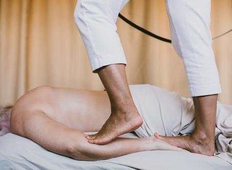 What is Ashiatsu Massage?