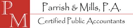 Patrick S Mills CPA logo.png