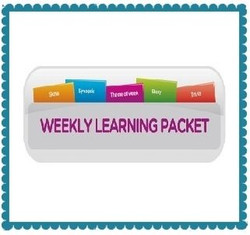 Weekly Learning Packet