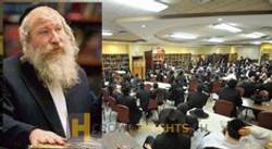Rabbi Gancz's Tznius Shuir to Men