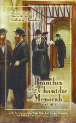 Branches Of The Chasidic Menorah