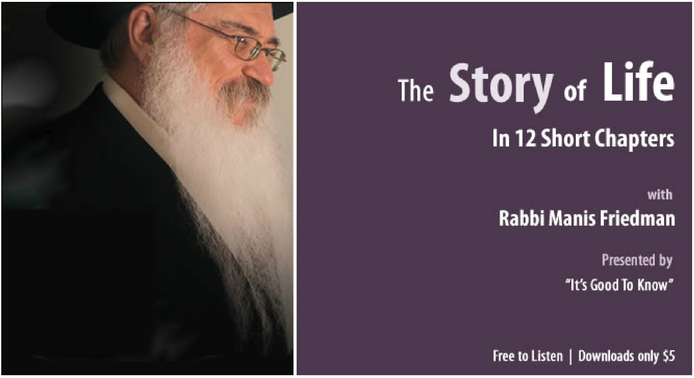 The Story of Life - In Twelve Short Chapters