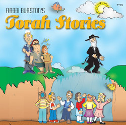 Rabbi Burston Stories