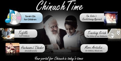 Chinuch Time: R'Levi Goldstein