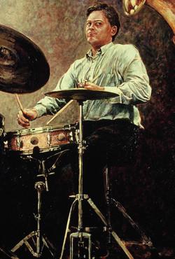 Portrait of Clark Tracey