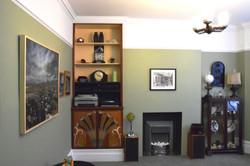 Woodgraining faux martquetry, Palmer
