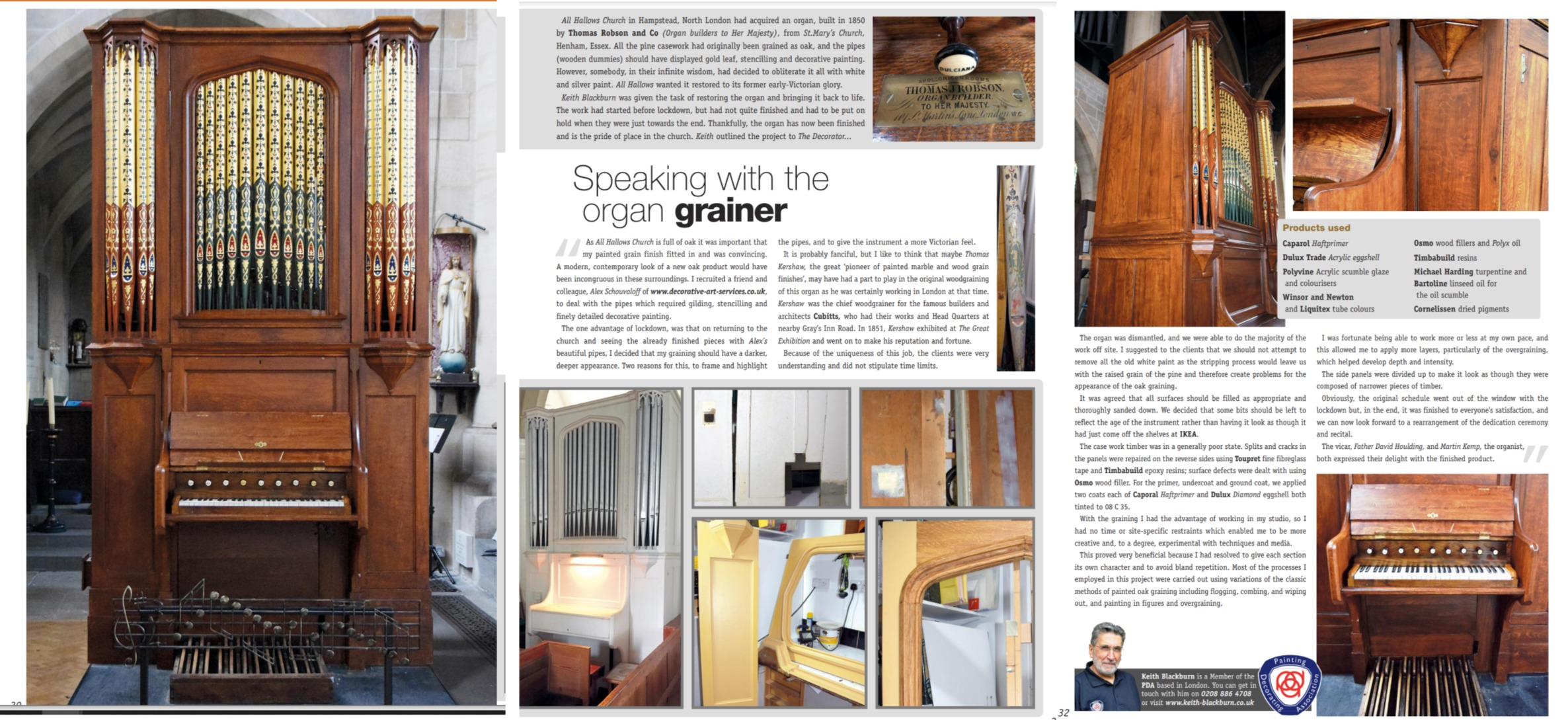 The Decorator Sept 20