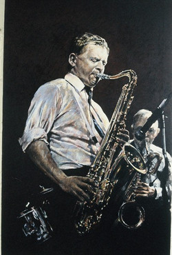 Portrait of Alan Barnes