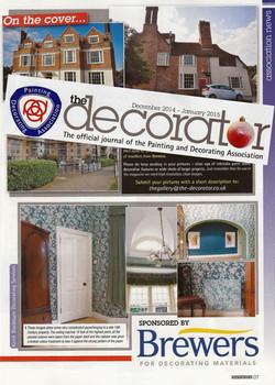 Decorator magazine.