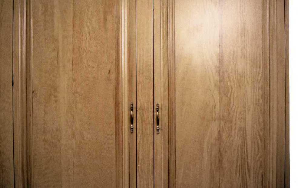 Woodgraining, light oak, Palmers Gre