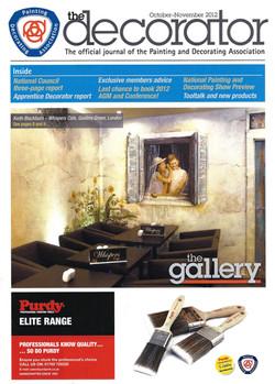 Decorator magazine cover