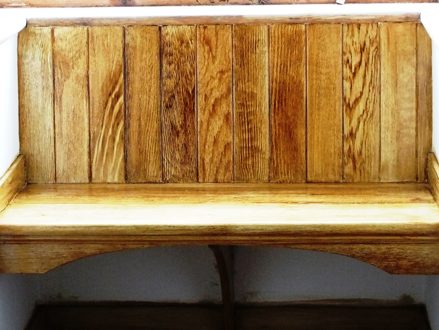 Woodgraining, oak, Southgate