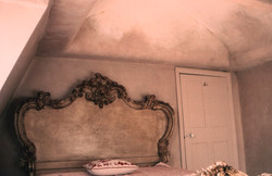Painted plaster, Cannonbury