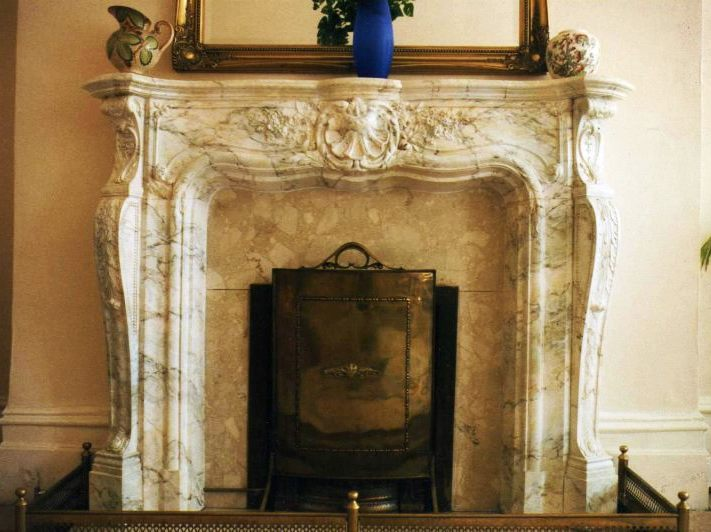 Enfield fireplace