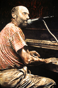 Portrait of Keith Nichols