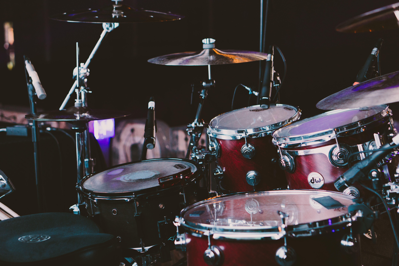 Tonabnahme Schlagzeug