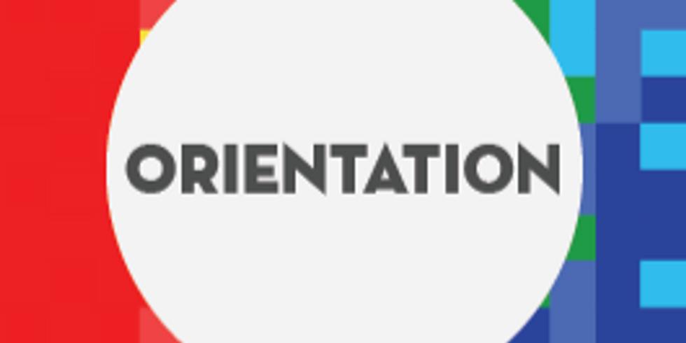 New Member Orientation & Range Tour