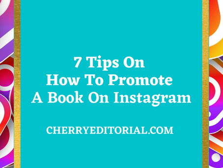 7 Tips on How to Promote a Book on Instagram
