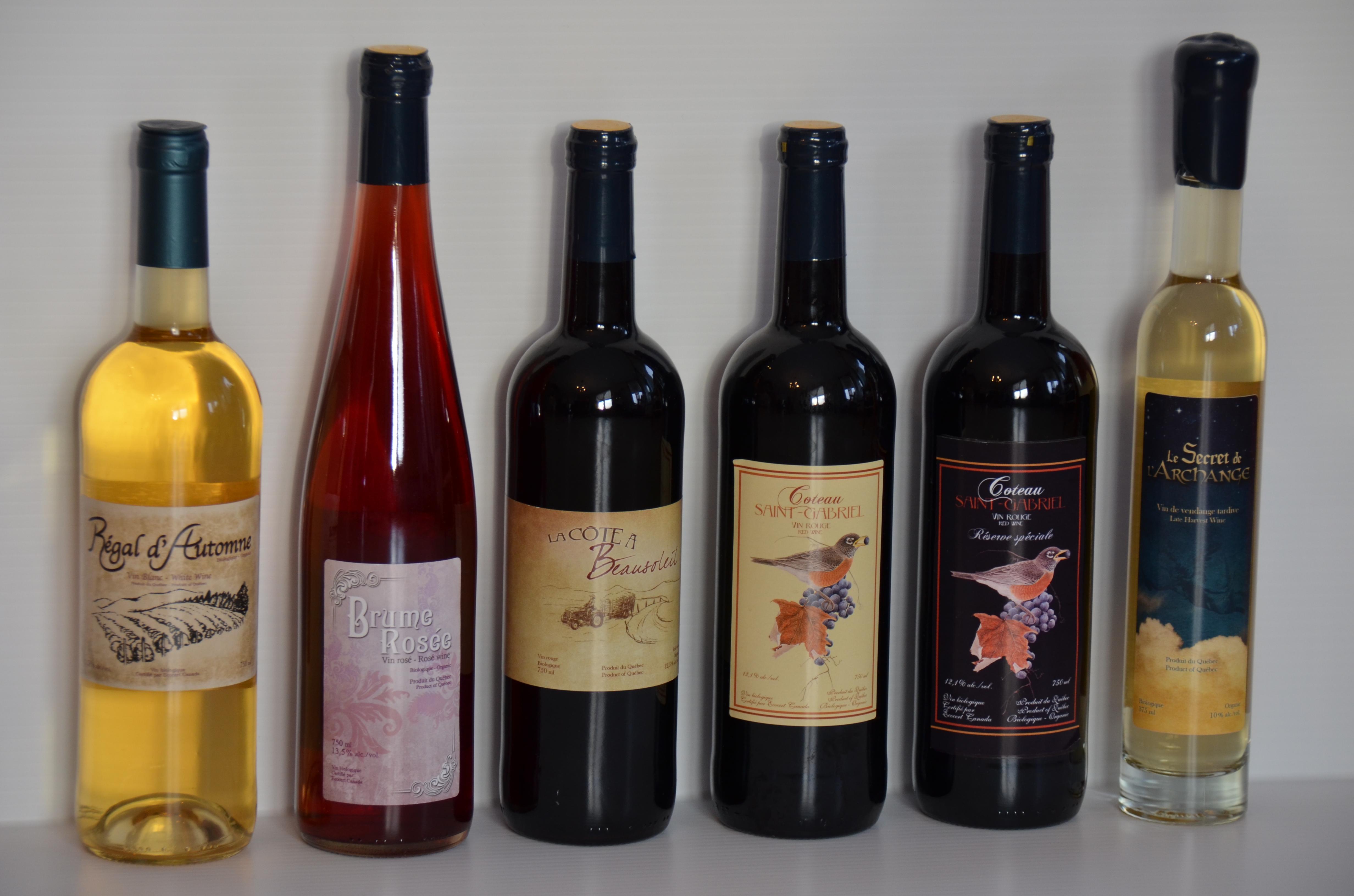 vins du vignoble Saint-Gabriel.JPG