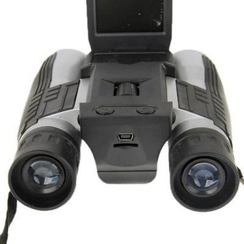 Câmera Digital Binóculo 5.0 Lcd 2'' Hd 1080 Zoom 12x32 FS608R Vídeo e Fotografia