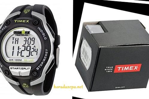Relógio Timex Ironman T5k412 Cronógrafo Com Caixa Original
