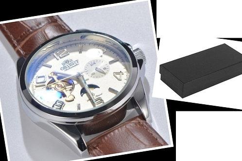 Relógio de Pulso Automático Tourbillon ORIENT Made in Japan